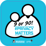 Poster 9: 9 or 90! #PrivacyMatters. Office of the Privacy Commissioner for Personal Data, Hong Kong. APPA.