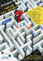 PDF. Privacy. Feeling lost online?