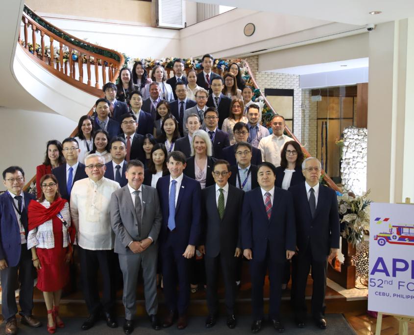 52nd APPA group photo